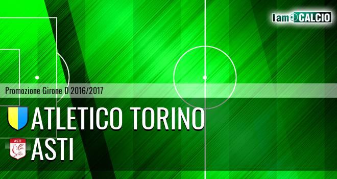 Atletico Torino - Asti
