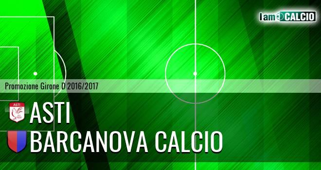 Asti - Barcanova Calcio