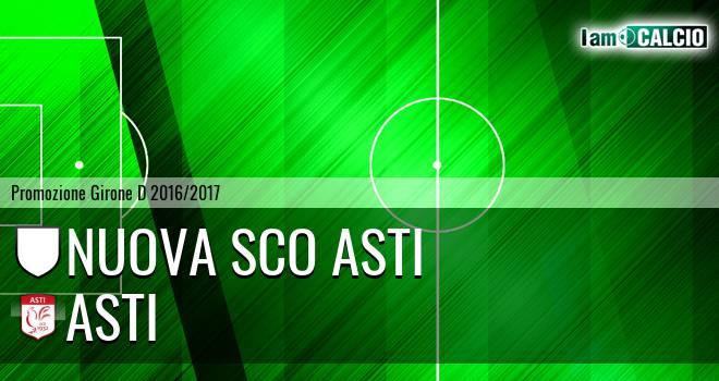 Nuova Sco Asti - Asti