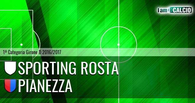 Sporting Rosta - Pianezza