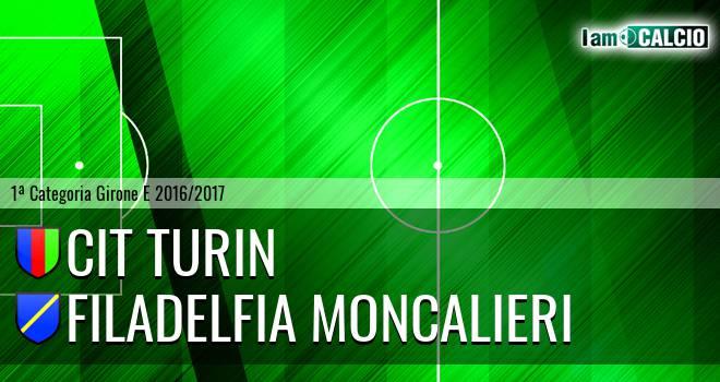 Cit Turin - Filadelfia Moncalieri
