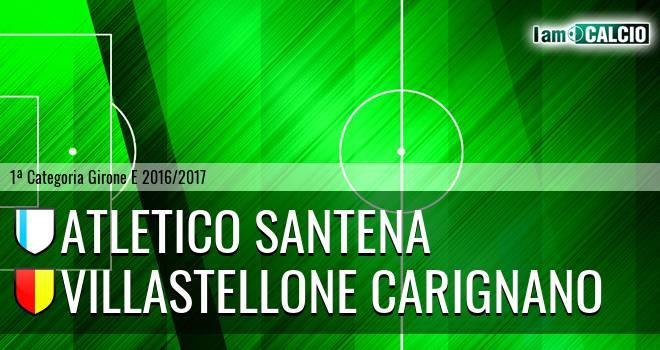 Atletico Santena - Villastellone Carignano