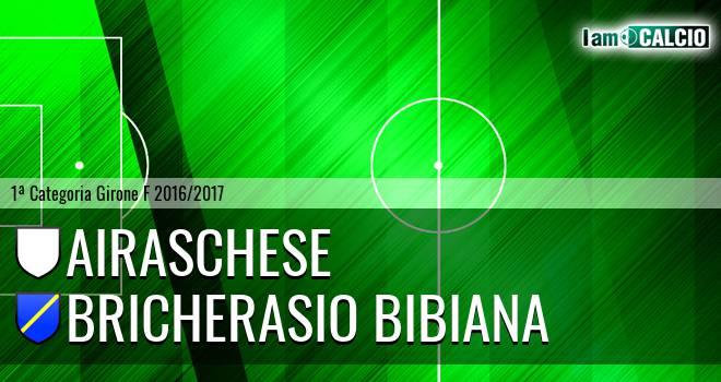 Airaschese - Bricherasio Bibiana