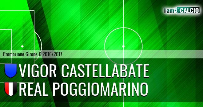 Vigor Castellabate - Real Poggiomarino