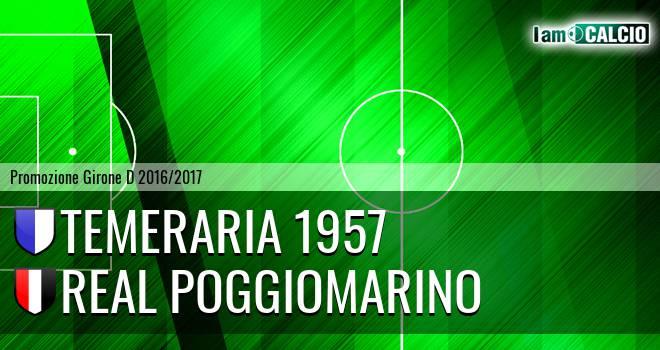 Temeraria 1957 - Real Poggiomarino
