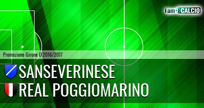 Sanseverinese - Real Poggiomarino