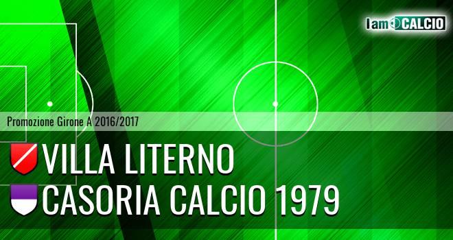 Villa Literno - Casoria Calcio 1979
