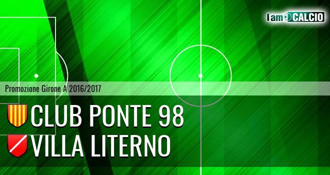 Club Ponte 98 - Villa Literno