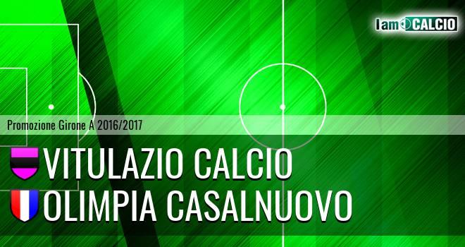 Vitulazio Calcio - Olimpia Casalnuovo