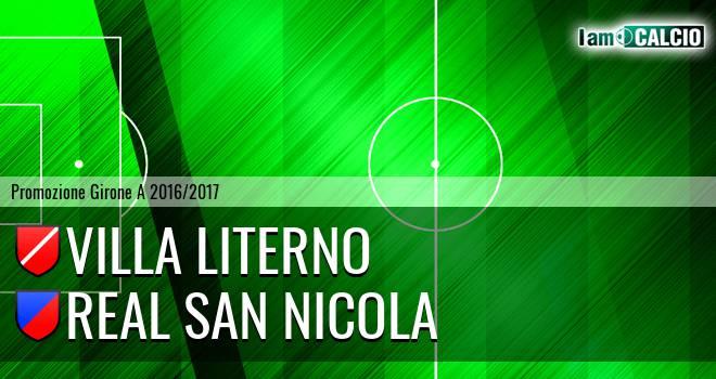 Villa Literno - Real San Nicola