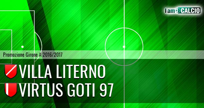 Villa Literno - Virtus Goti 97