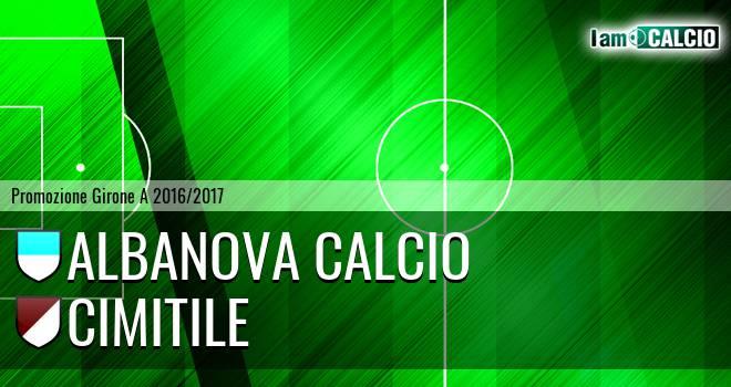 Albanova Calcio - Cimitile