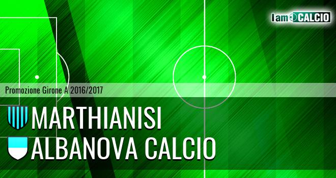 Marthianisi - Albanova Calcio