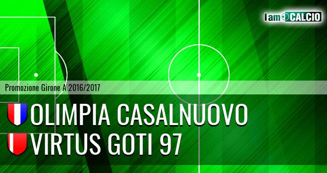 Olimpia Casalnuovo - Virtus Goti 97