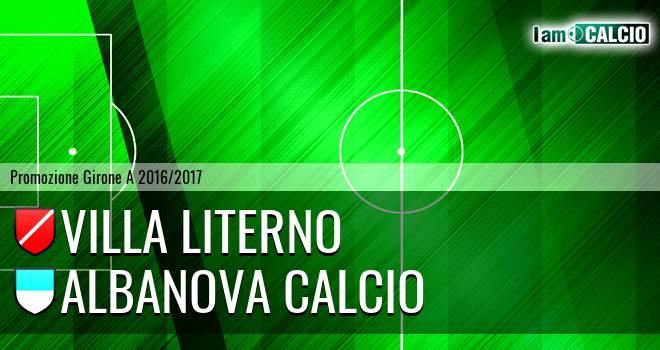 Villa Literno - Albanova Calcio