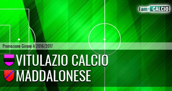 Vitulazio Calcio - Maddalonese