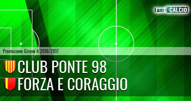 Club Ponte 98 - Forza e Coraggio
