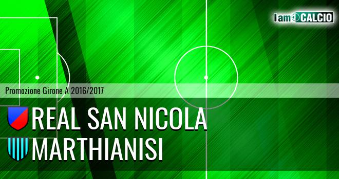 Real San Nicola - Marthianisi