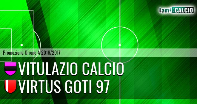Vitulazio Calcio - Virtus Goti 97