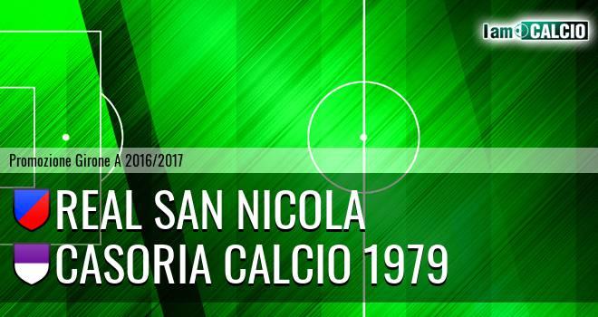 Real San Nicola - Casoria Calcio 1979