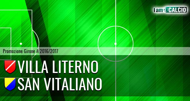 Villa Literno - San Vitaliano