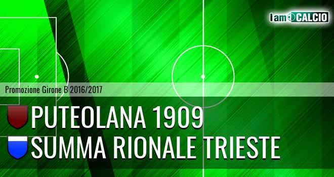 Puteolana 1909 - Summa Rionale Trieste