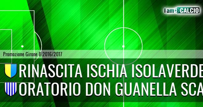 Rinascita Ischia Isolaverde - Oratorio Don Guanella Scampia