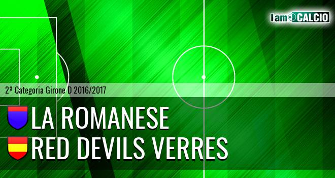 La Romanese - Red Devils Verres