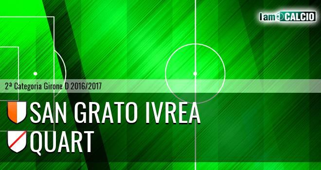 San Grato Ivrea - Quart