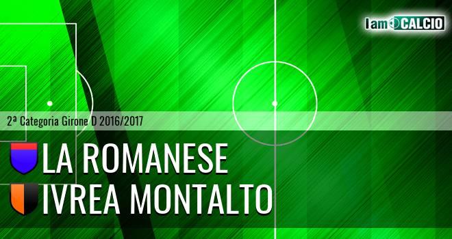 La Romanese - Ivrea Montalto