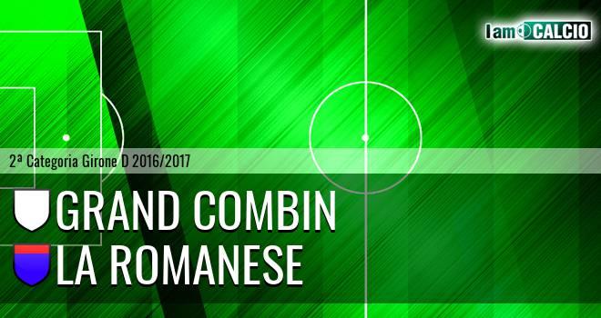 Grand Combin - La Romanese