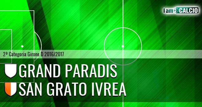 Grand Paradis - San Grato Ivrea