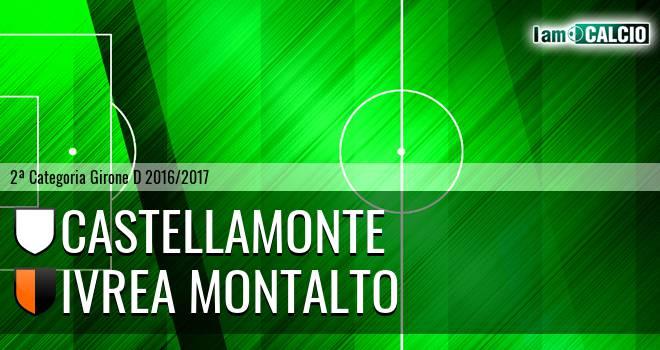 Castellamonte - Ivrea Montalto