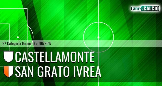 Castellamonte - San Grato Ivrea