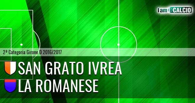 San Grato Ivrea - La Romanese
