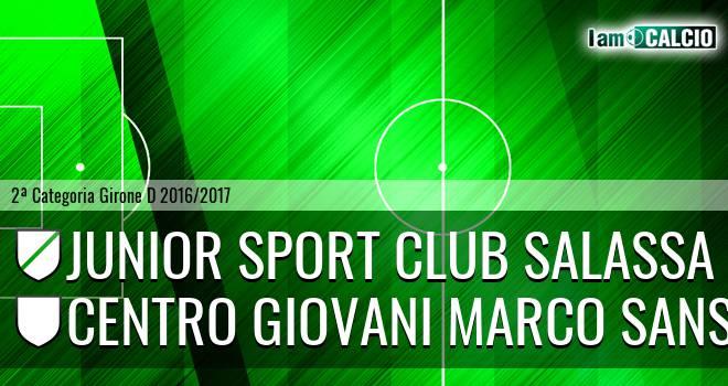 Junior Sport Club Salassa - Centro Giovani Marco Sanson