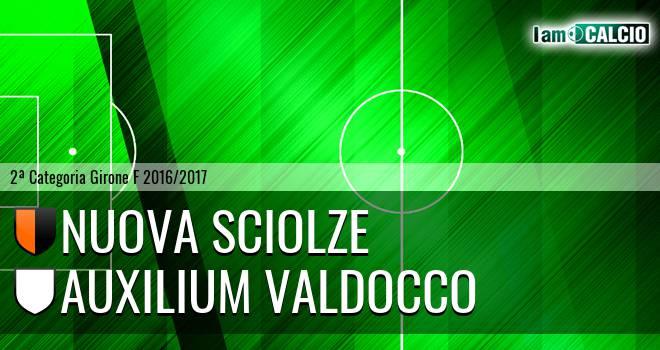 Nuova Sciolze - Auxilium Valdocco