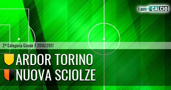 Ardor Torino - Nuova Sciolze
