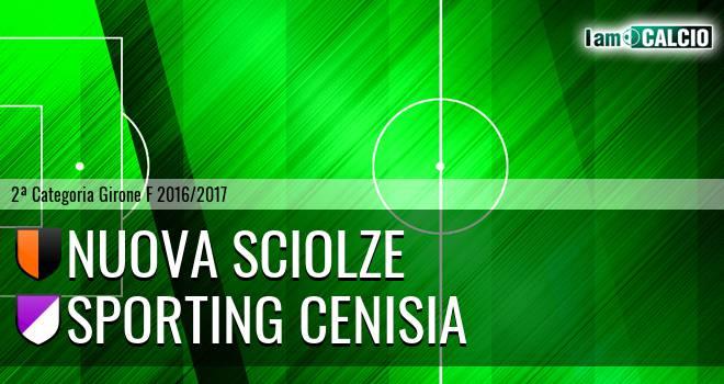 Nuova Sciolze - Sporting Cenisia