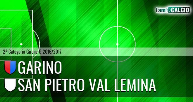 Garino - San Pietro Val Lemina
