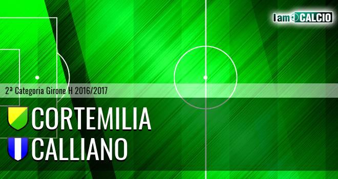 Cortemilia - Calliano