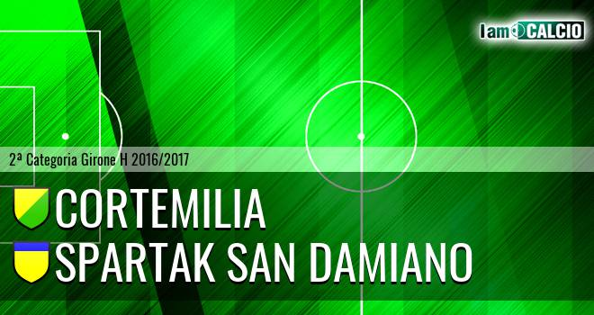 Cortemilia - Spartak San Damiano