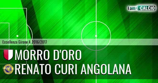 Morro D'Oro - Renato Curi Angolana