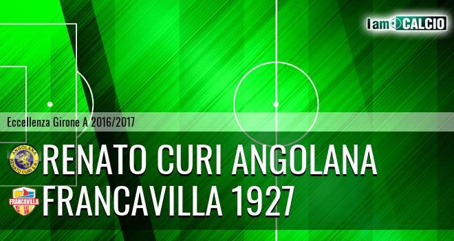Renato Curi Angolana - Francavilla 1927