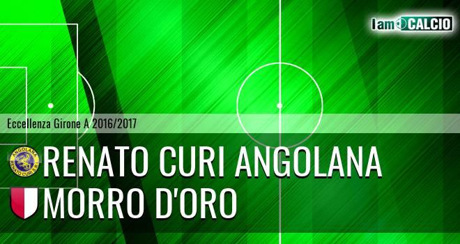 Renato Curi Angolana - Morro D'Oro