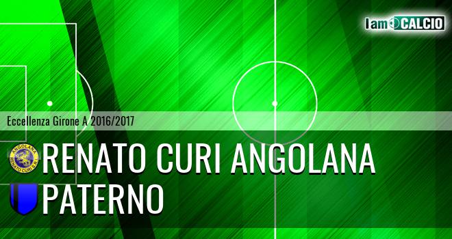 Renato Curi Angolana - Paterno