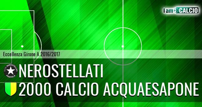 Nerostellati - 2000 Calcio Montesilvano
