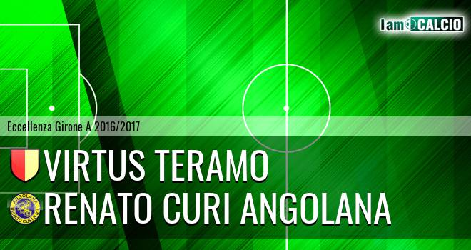 Virtus Teramo - Renato Curi Angolana