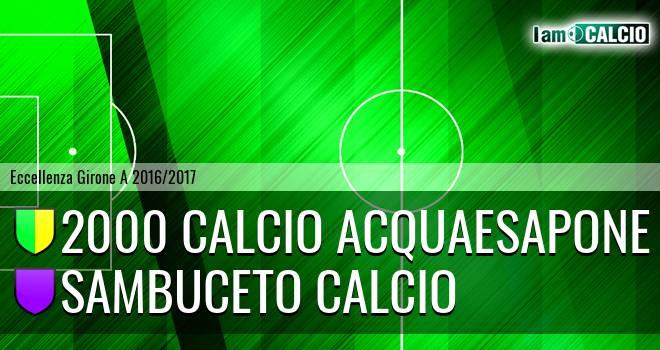 2000 Calcio Montesilvano - Sambuceto Calcio