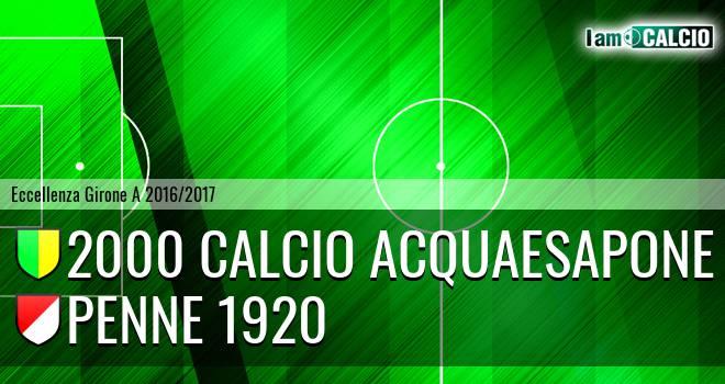 2000 Calcio Montesilvano - Penne 1920